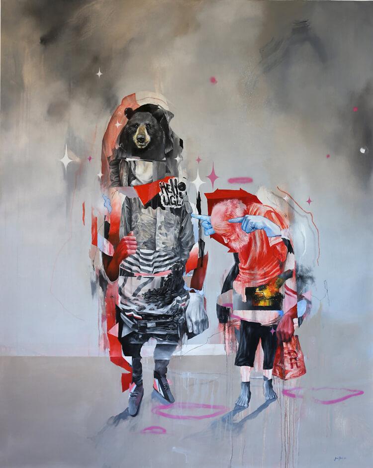 Joram Roukes - Art Magazine