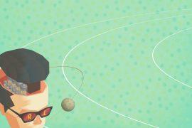 Esquivel en la órbita espacial