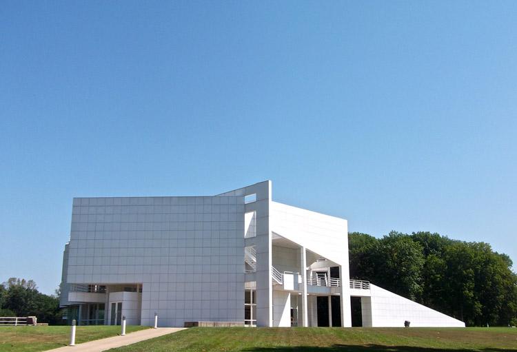 Arquitectura de la A a la Z – Richard Meier