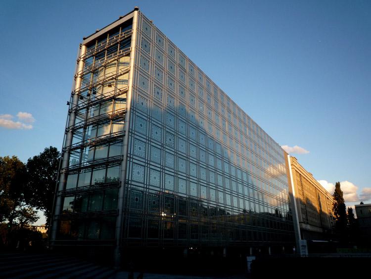 Arquitectura de la A a la Z – Jean Nouvel