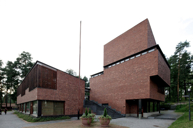 Arquitectura de la A a la Z - Alvar Aalto
