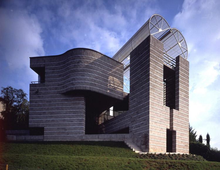 Arquitectura de la A a la Z – Mario Botta