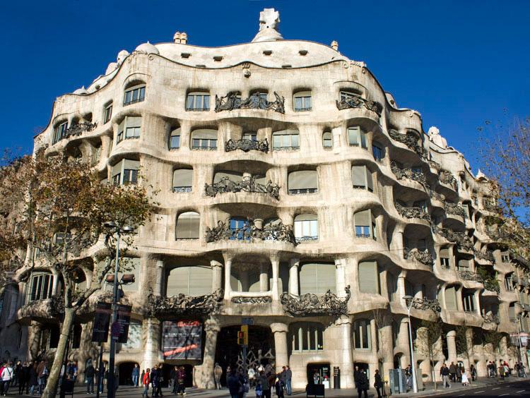 Arquitectura de la A a la Z – Gaudí