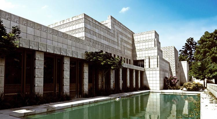Arquitectura de la A a la Z - Frank Lloyd Wright