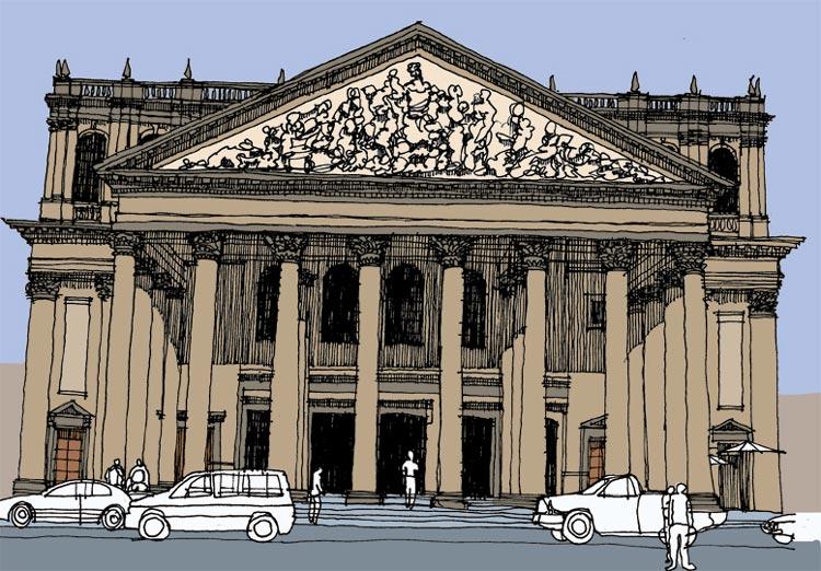 Teatro Degollado - Jorge Fregoso