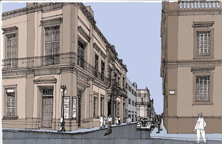 Arquitectura de Guadalajara - Jorge Fregoso