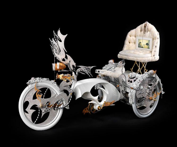 Bicicleta Lowrider - Apócrifa Art magazine