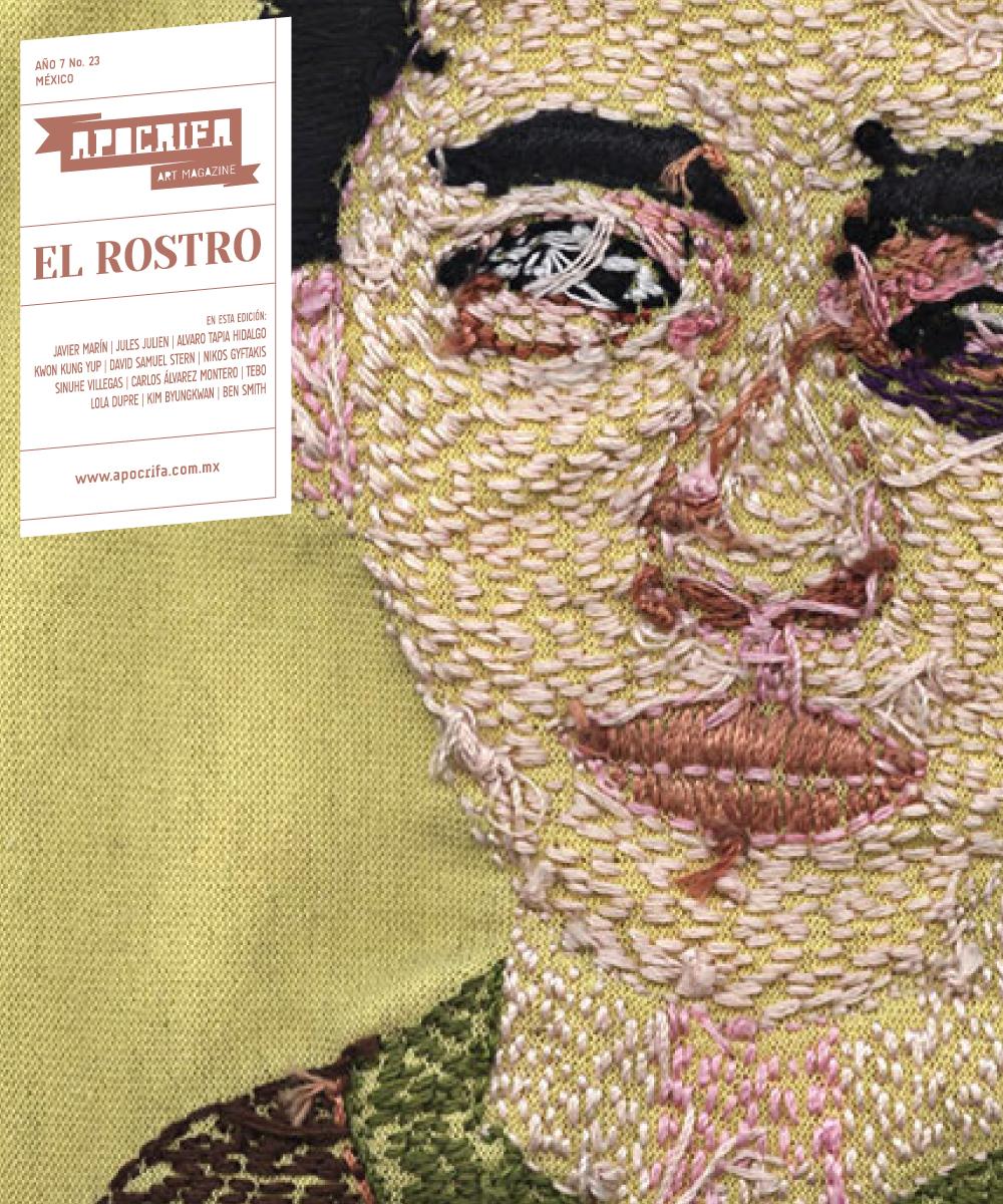 Apócrifa Art Magazine - El rostro
