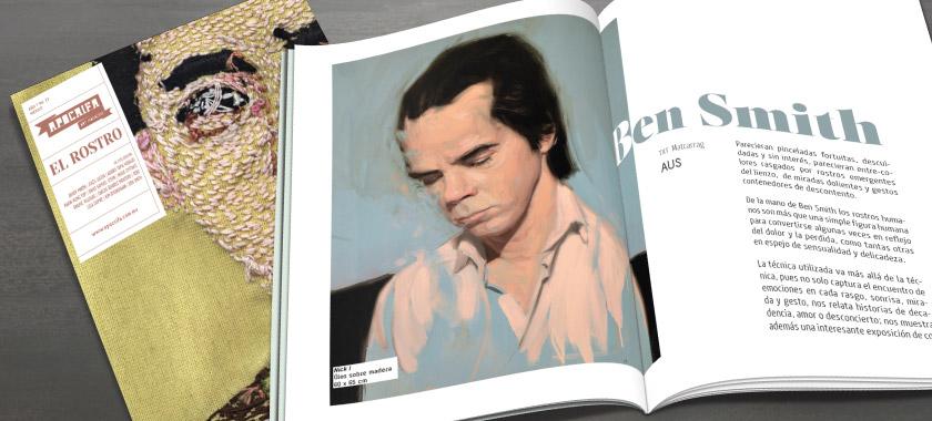 Ben Smith - Apócrifa Art Magazine