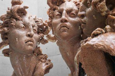 Escultura Javier Marín