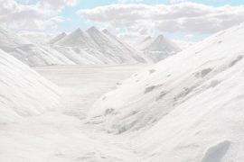 Llanura de sal en Nullabor