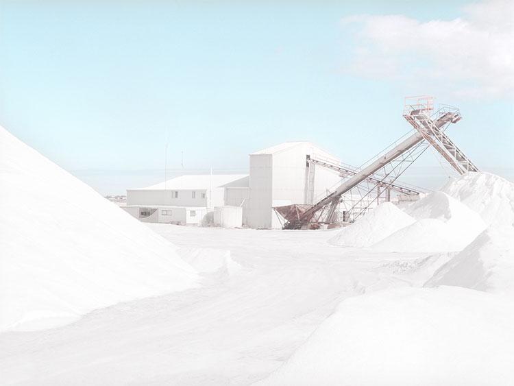 Refinería de la sal