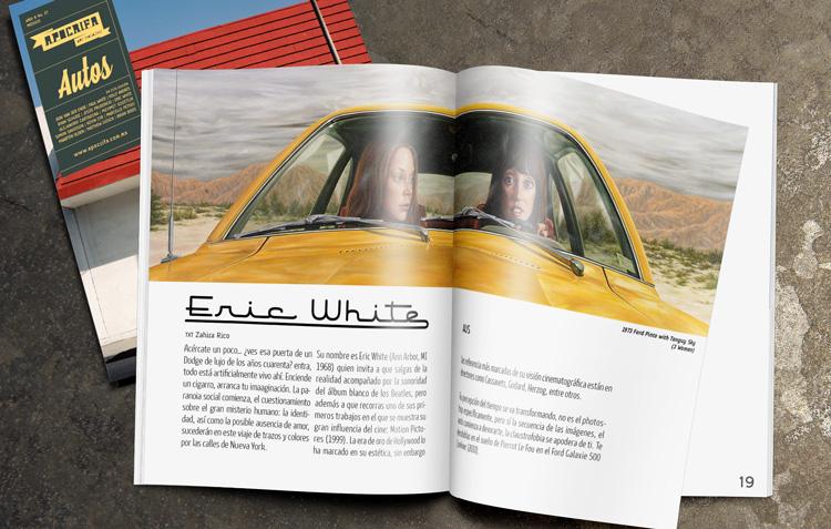 Eric White - Apocrifa Art Magazine