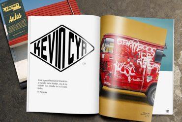 Kevin Cyr - Apócrifa Magazine