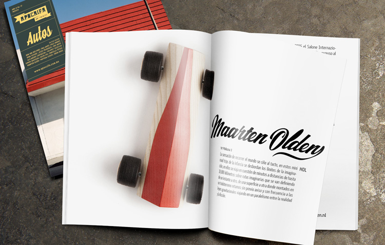 Maarten Olden Revista de autos