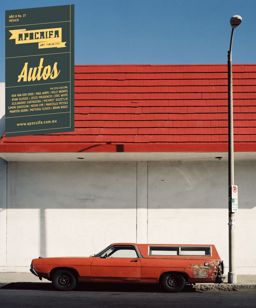 Autos, apocrifa art magazine