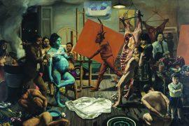 Daniel Lezama, Apócrifa Art Magazine