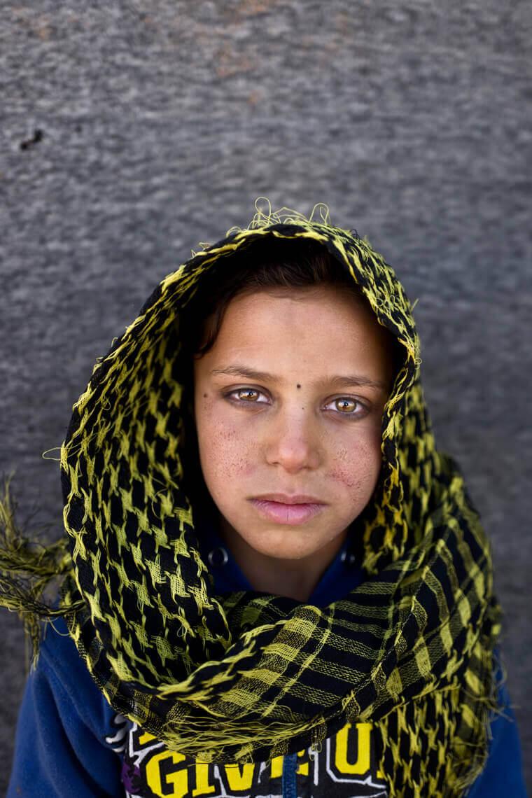 Apocrifa Art Magazine, Muhammed Muheisen