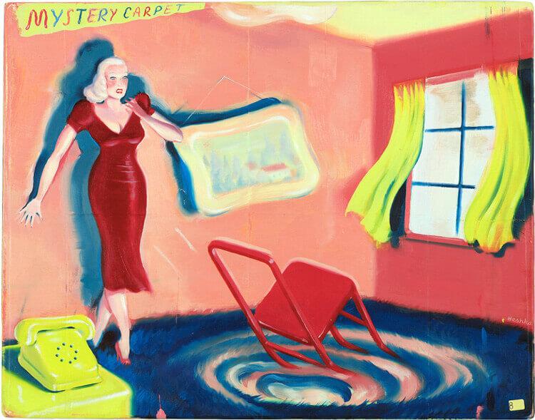 Ryan Heshka, Apócrifa Art Magazine