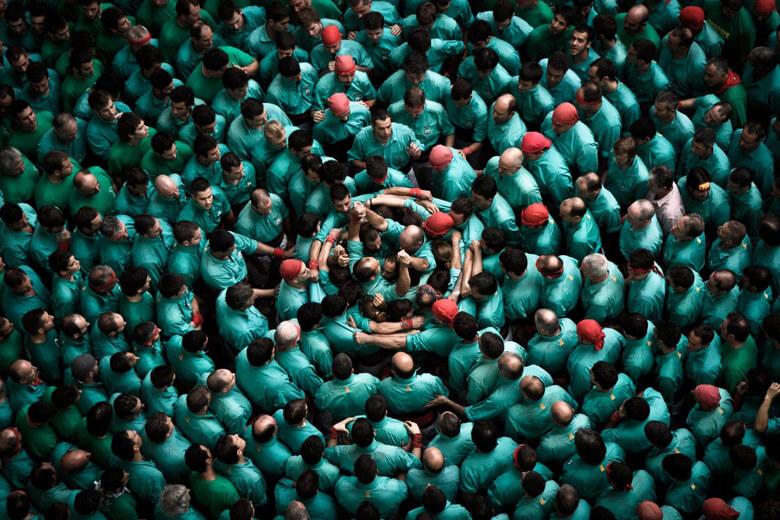 Apócrifa revista de arte contemporáneo, Castells, David Oliete