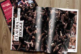 Apócrifa Art Magazine, Claudia Rogge
