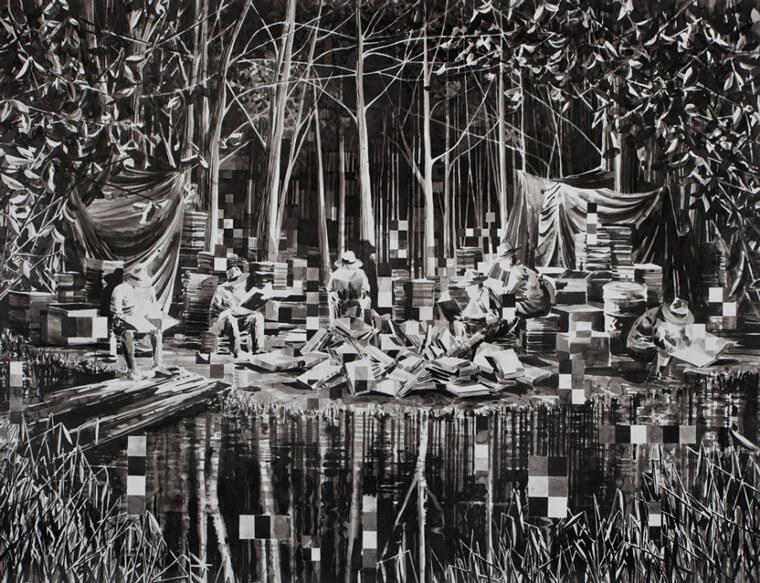 Apocrifa Art Magazine, Nik Christensen
