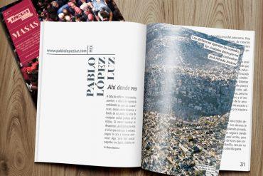 Apócrifa Art Magazine, Pablo López Luz