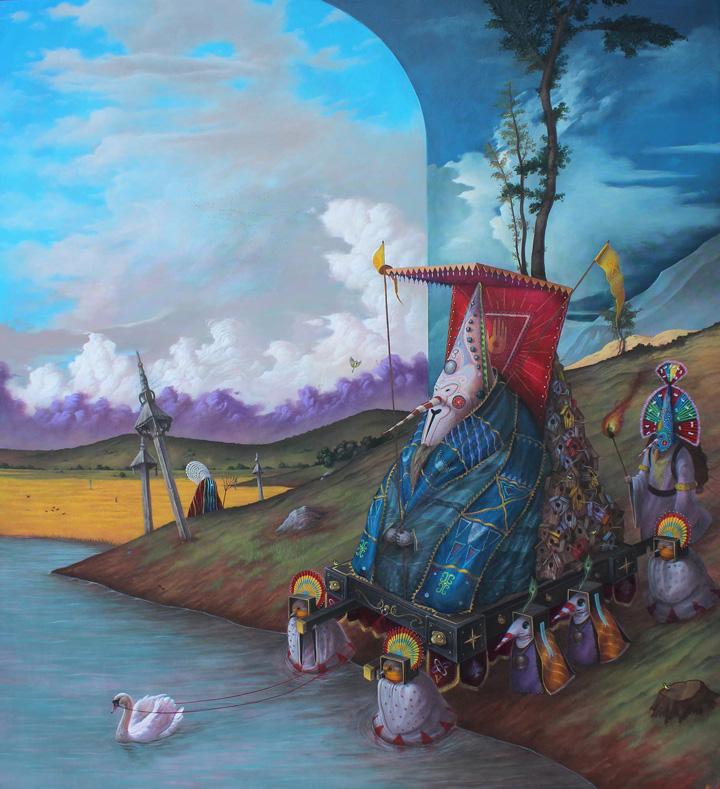 Gato Chimney, Apócrifa Art Magazine