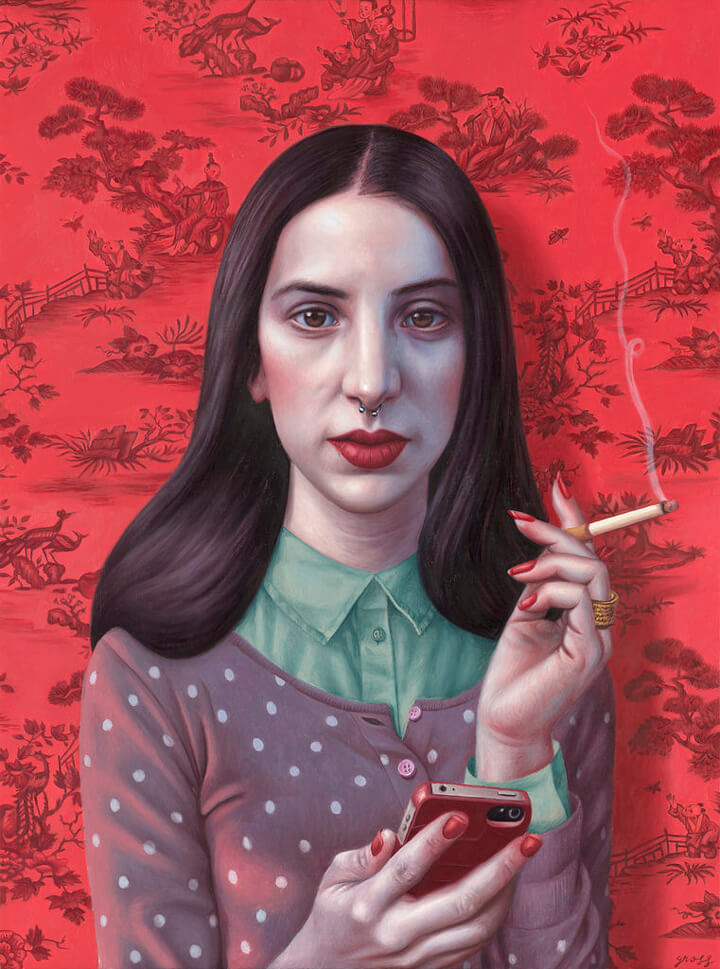 Apócrifa Art Magazine Alex Gross