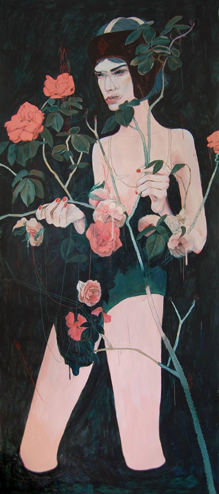 Apócrifa Art Magazine Alexandra Levasseur