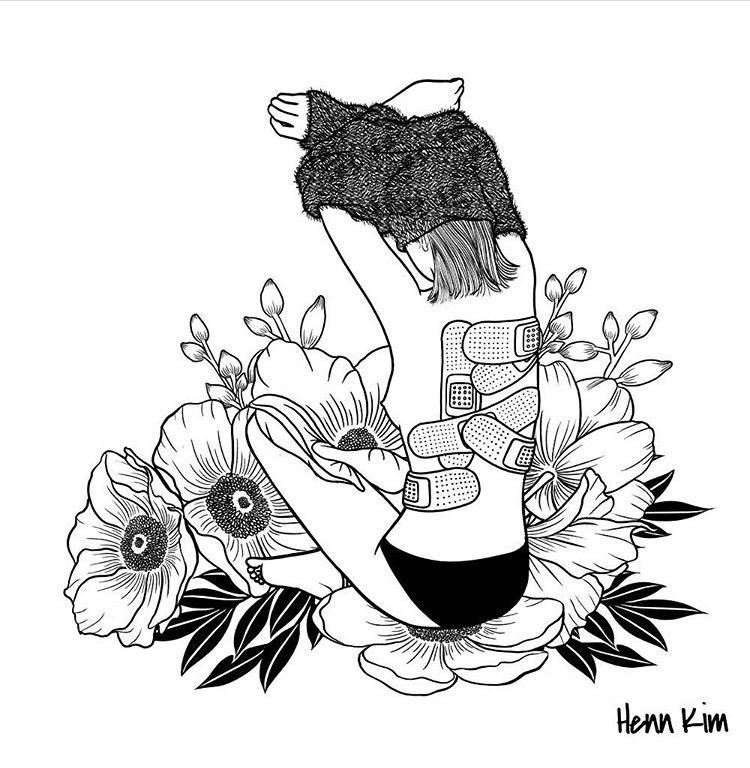 Apócrifa Art Magazine Henn Kim