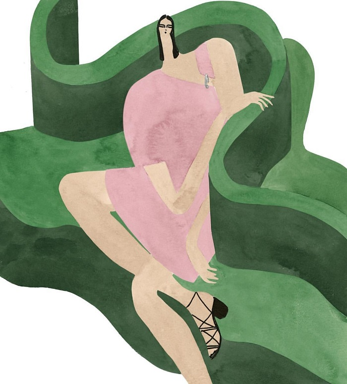 Apócrifa Art Magazine Isabelle Feliu