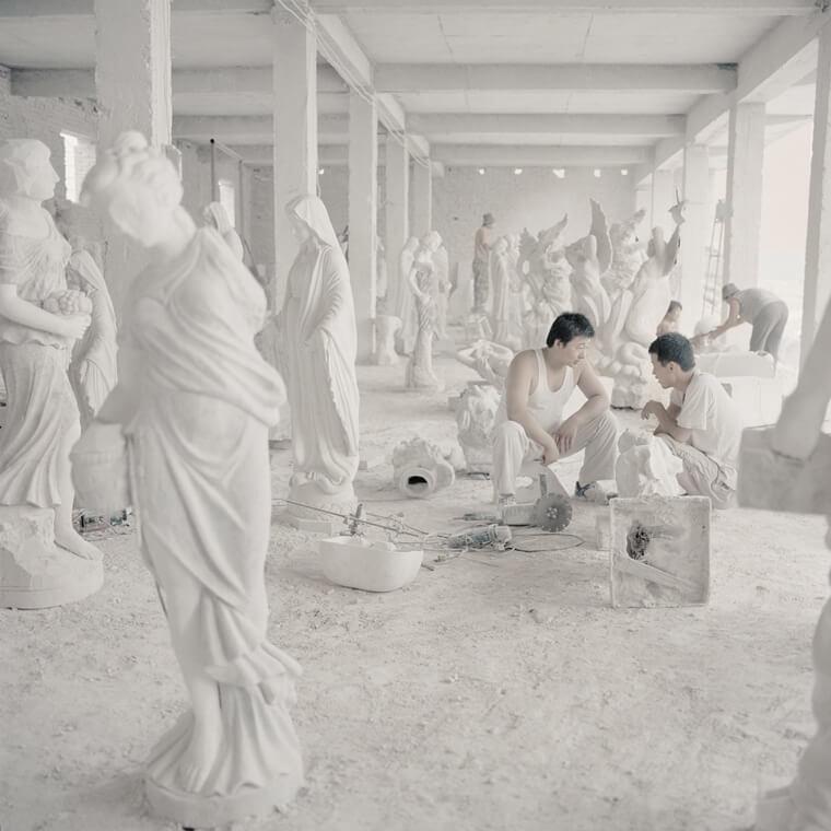 Sculptors village Chiara Goia