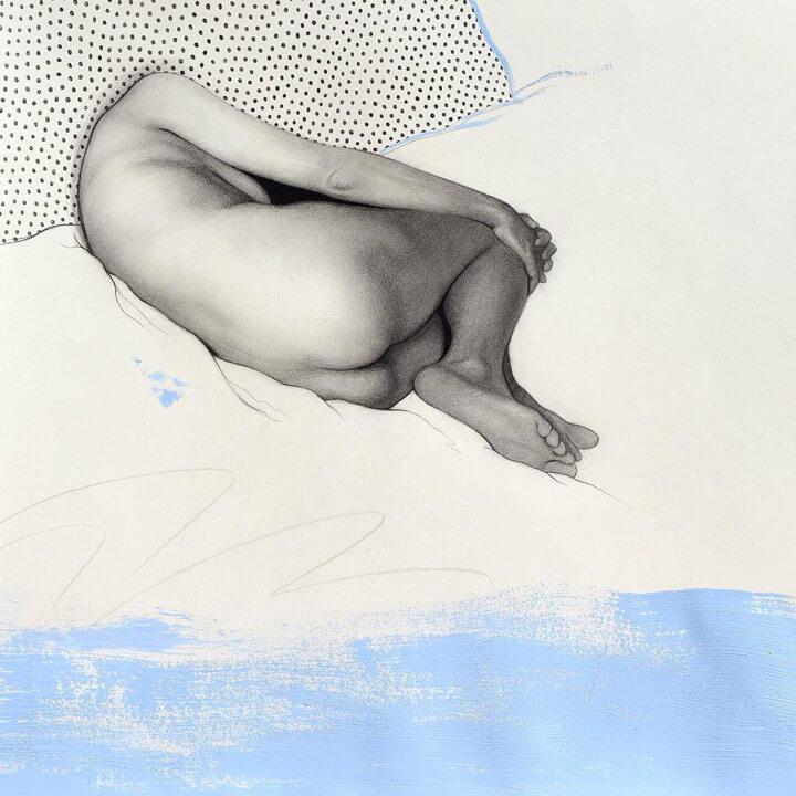 Apócrifa Art Magazine, Daniel Segrove