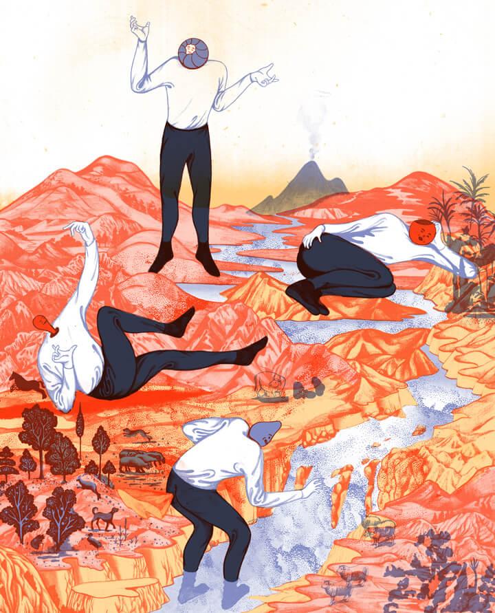 Apócrifa Art Magazine, Mayumi Otero