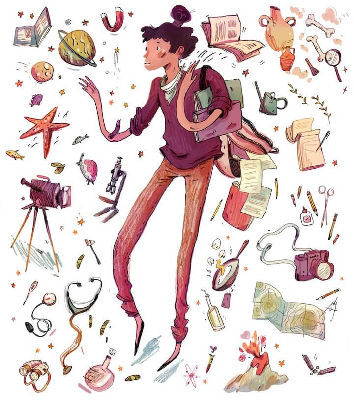 Apócrifa Art Magazine, Natalie Andrewson