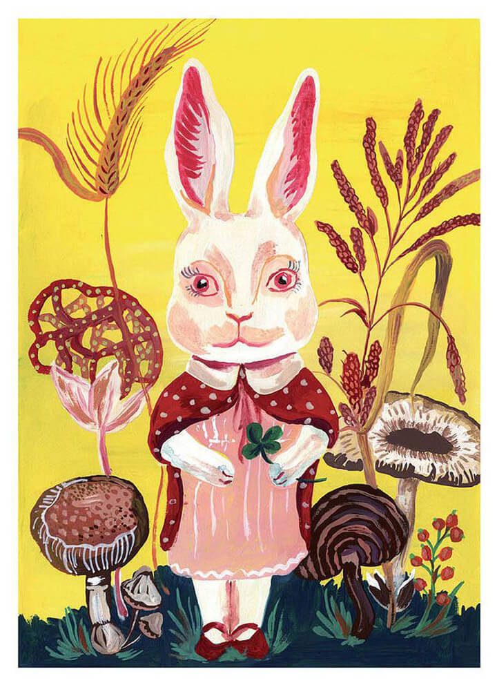 Apócrifa Art Magazine, Nathalie Lete