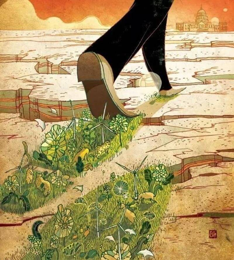 Apócrifa Art Magazine, Victo Ngai