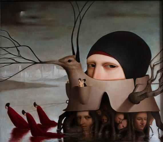 Apócrifa Art Magazine, Alessandro Sicioldr