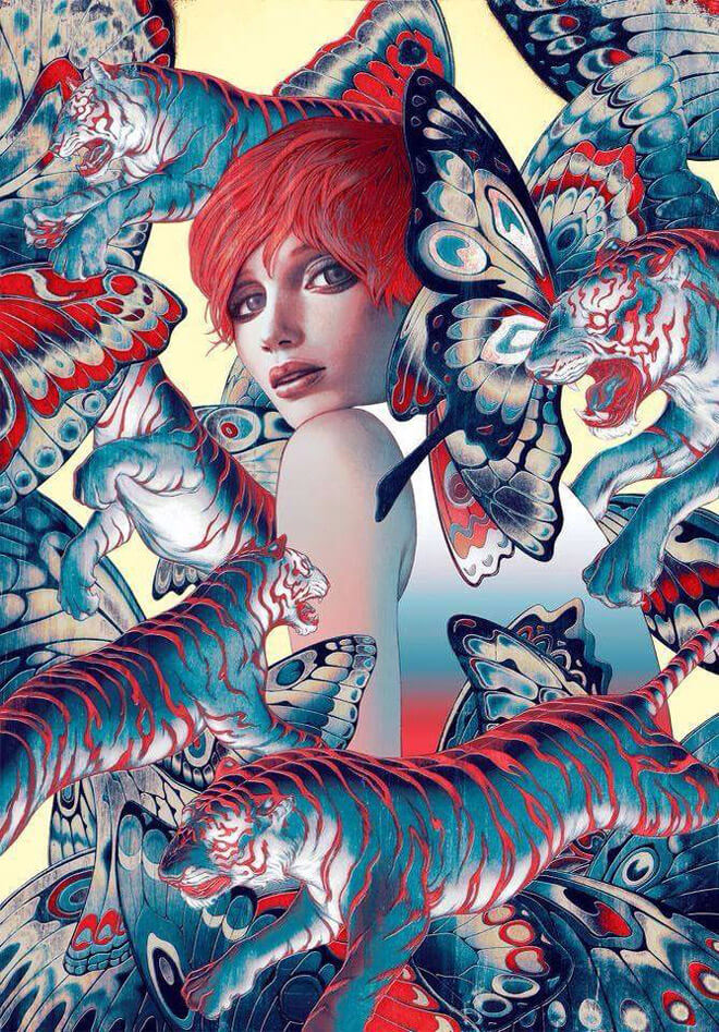 Apócrifa Art Magazine, James Jean