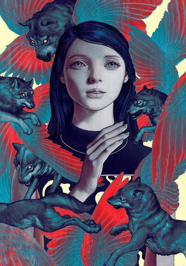 Apócrifa Art Magazine, James Jean