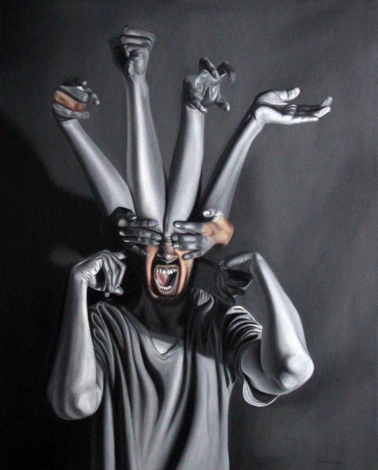 Apócrifa Art Magazine, Diana Contreras