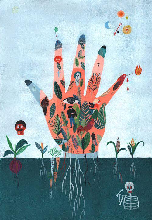 Apócrifa Art Magazine, Marta Slawinska
