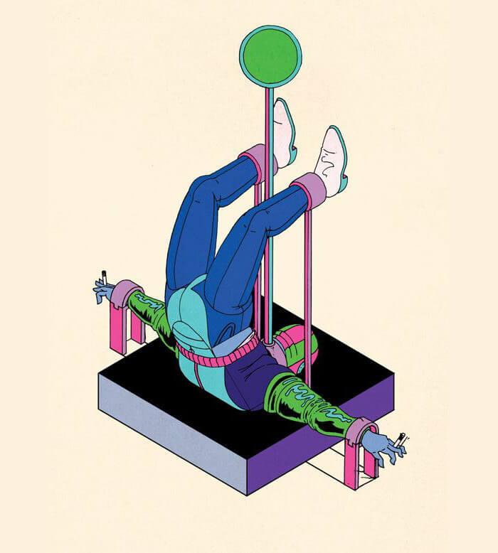 Apócrifa Art Magazine, Stefan Glerum