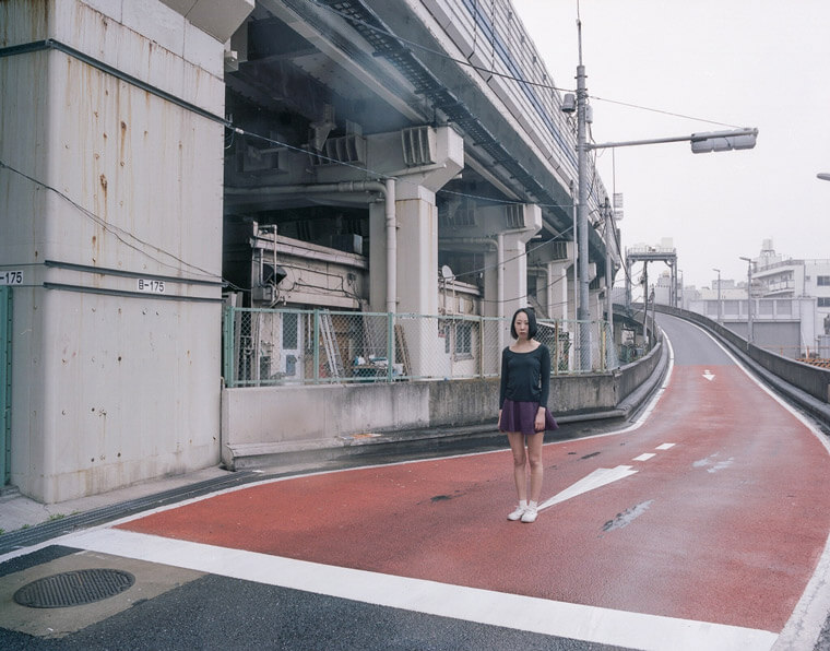 Apócrifa Art Magazine, Hisatomi Tadahiko