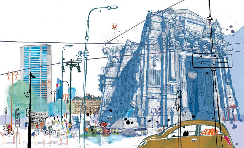 Apócrifa Art Magazine, Olivier Kugler
