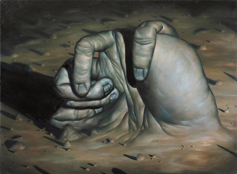 Apócrifa Art Magazine, Seth Alverson
