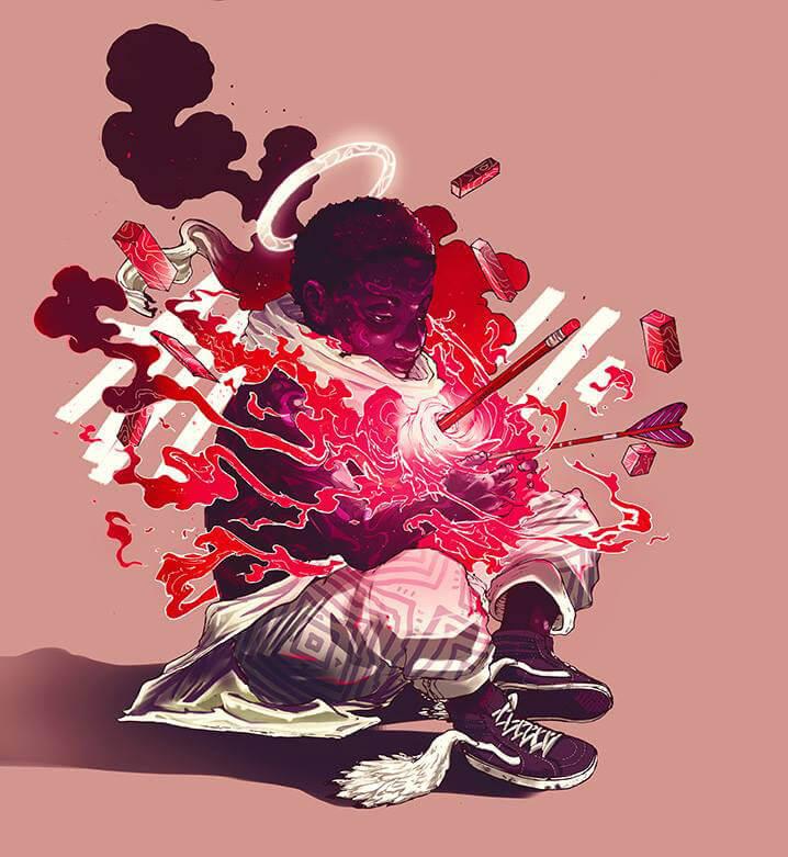 Apócrifa Art Magazine, Taj Tenfold