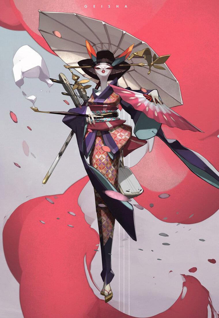 Apócrifa Art Magazine, Tan ZhiHui