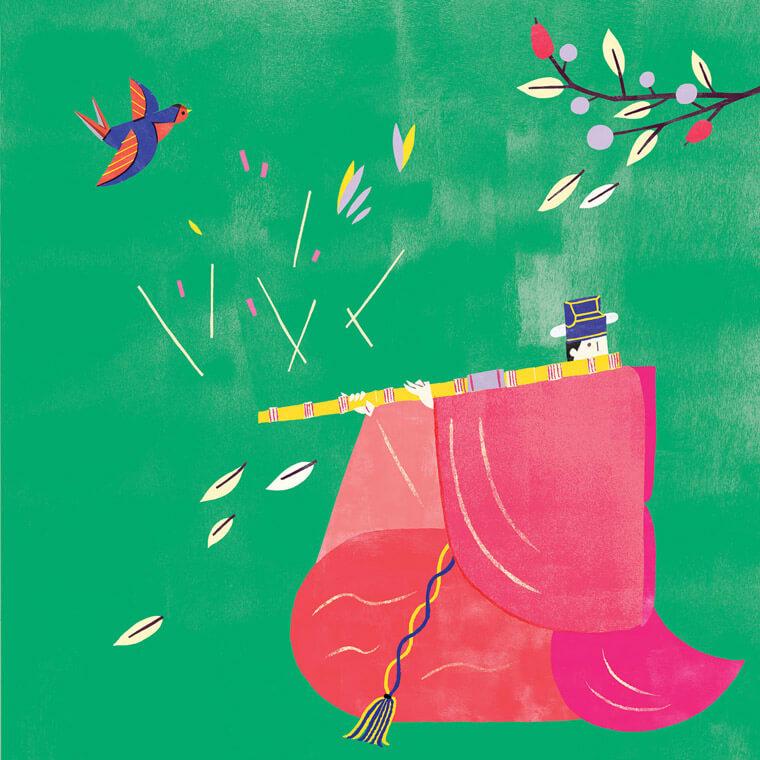 Apócrifa Art Magazine, Yeji Yun
